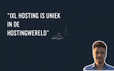 iXL hosting partnert met Onlinemarketingzelfdoen.nl!